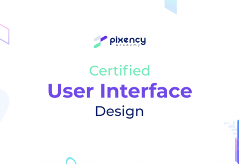 Certified user interface design course
